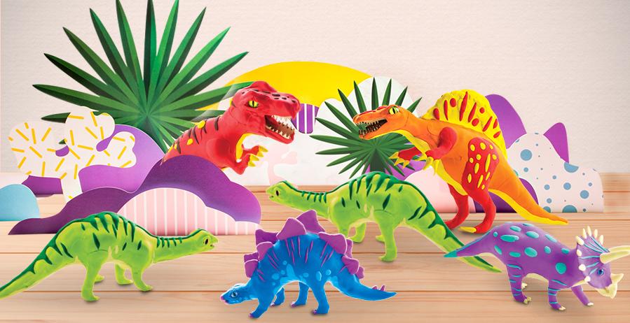 dinosaur robud